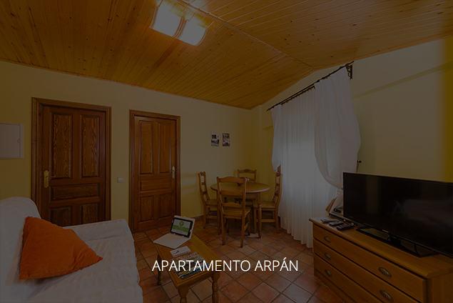 apartamento sierra de guara