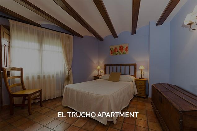 Holiday apartments in Sierra de Guara